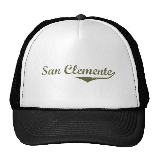 Camisetas de la revolución de San Clemente Gorro De Camionero