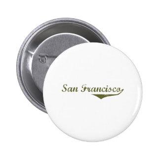 Camisetas de la revolución de San Francisco Pin
