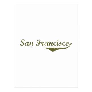 Camisetas de la revolución de San Francisco Tarjetas Postales