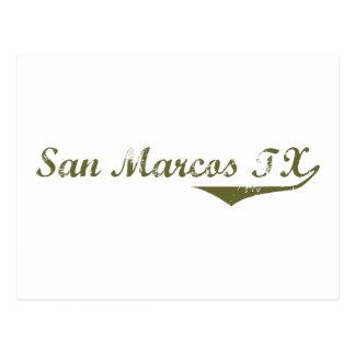 Camisetas de la revolución de San Marcos Postales