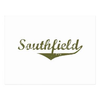 Camisetas de la revolución de Southfield Postal