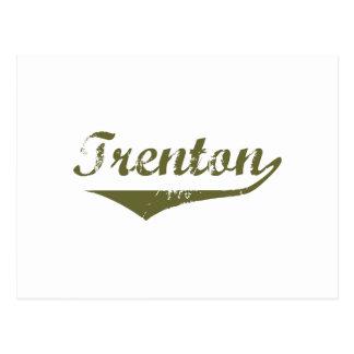 Camisetas de la revolución de Trenton Postal