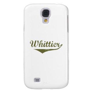 Camisetas de la revolución de Whittier