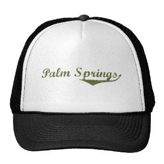 Camisetas de la revolución del Palm Springs Gorros Bordados