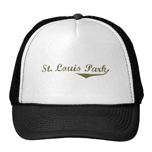 Camisetas de la revolución del parque de St. Louis Gorras