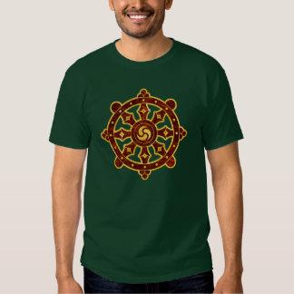 Camisetas de la rueda 2 de Dharma Camisas