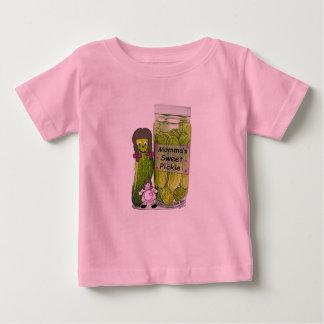 Camisetas de la salmuera dulce de Momma Playeras