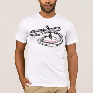 camisetas de la serpiente de cascabel