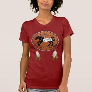 Camisetas de las flechas del caballo n playeras