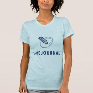 Camisetas de las señoras (vertical del logotipo)
