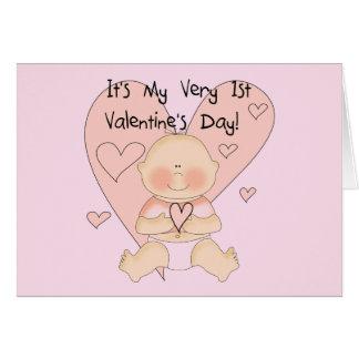 Camisetas de las tarjetas del día de San Valentín