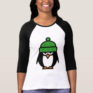 Camisetas de las vacaciones de invierno con el dib playera