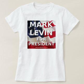 Camisetas de Levin de la marca de proyecto Camisas
