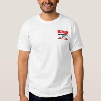 Camisetas de los alias de Paul Atreides Polera