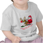 Camisetas de los cascabeles, tarjetas, regalos
