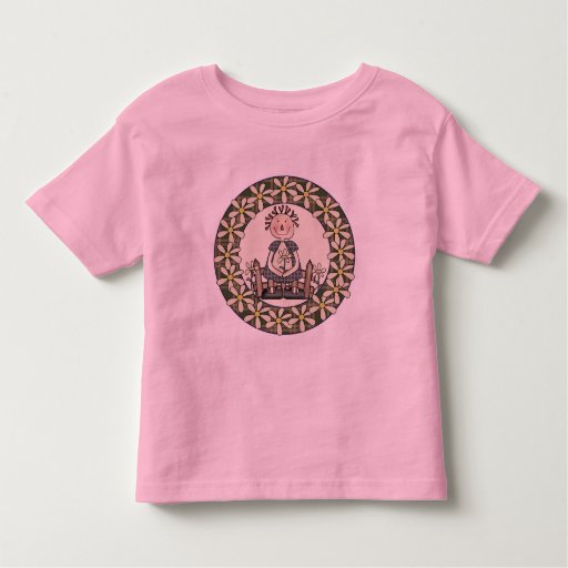 Camisetas de los chicas y regalo frescos de los playeras