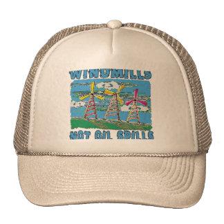 Camisetas de los derrames de petróleo de los molin gorros