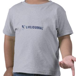 Camisetas de los niños logotipo horizontal