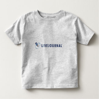 Camisetas de los niños (logotipo horizontal) remeras