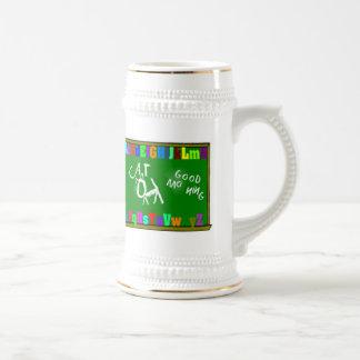 Camisetas de los niños y regalos de los niños jarra de cerveza