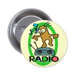 Camisetas de los niños y regalos de radio de los n pin