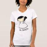 Camisetas de los pares: Novia y novio (2 de 2)