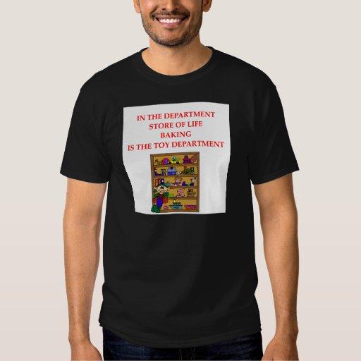 Camisetas de los regalos de la HORNADA Remera