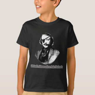 Camisetas de Mikhail Alexandrovich Bakunin