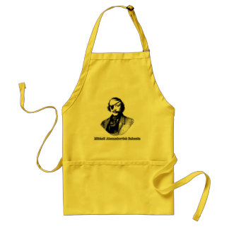 Camisetas de Mikhail Alexandrovich Bakunin Delantal