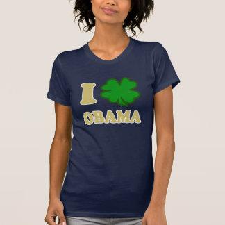 Camisetas de Obama del trébol I