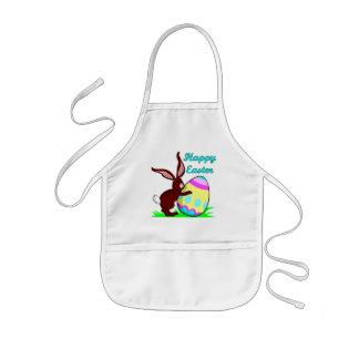 Camisetas de Pascua y regalos de Pascua Delantal Infantil