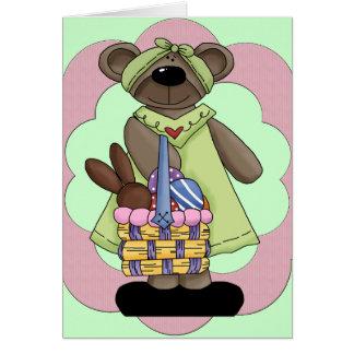 Camisetas de Pascua y regalos de Pascua Tarjeta De Felicitación