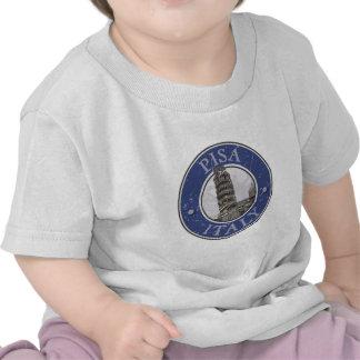 Camisetas de Pisa Italia