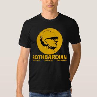 Camisetas de ROTHBARDIAN Playera