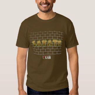 Camisetas de Savate - pintada Poleras