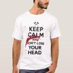 Camisetas de SleepyHollow