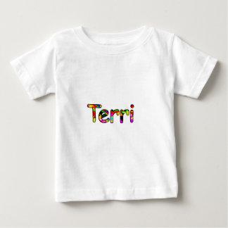 Camisetas de Terri