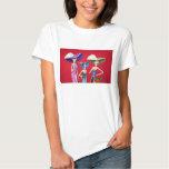 Camisetas de Tres Catrinas Poleras
