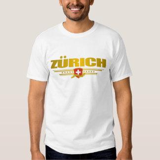Camisetas de Zurich Playera