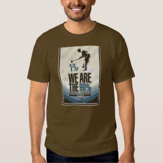camisetas del 99% remera