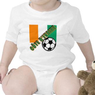 Camisetas del aficionado al fútbol del CORRAL D IV