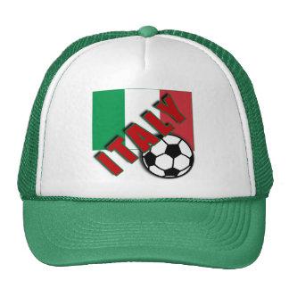 Camisetas del aficionado al fútbol del mundo de IT Gorros Bordados