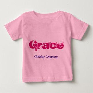 Camisetas del bebé de Grace Name Clothing Company