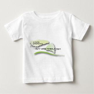 Camisetas del bebé de HaBunny Playera