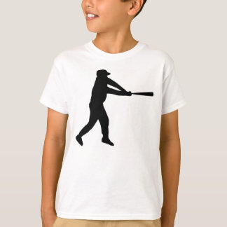 Camisetas del béisbol del niño - ropa de deportes poleras