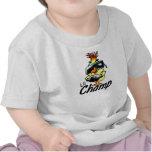Camisetas del boxeo del campeón de Lil para los ni