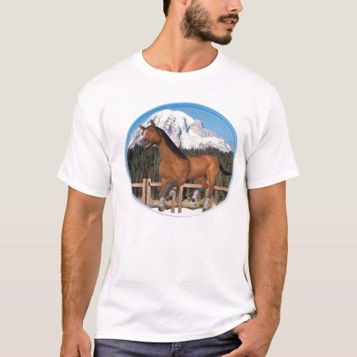 Camisetas del caballo
