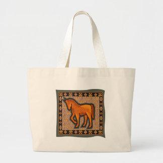 Camisetas del caballo de los niños y regalos del c bolsas