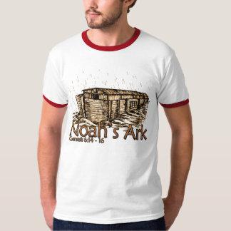 Camisetas del campanero de la arca de Noah Poleras
