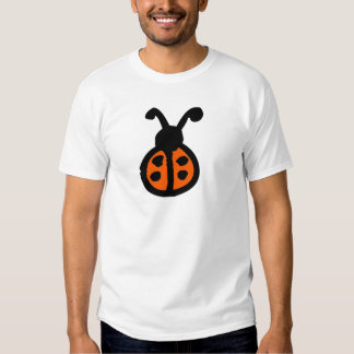 camisetas del carácter del doodle poleras